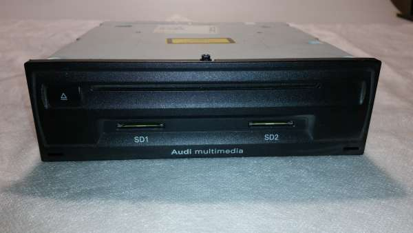 4E0035646B Mainunit MMI 3G Radio Plus