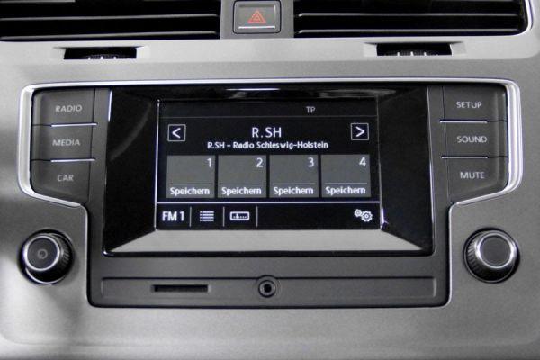 Radio Composition Touch für VW Golf 7 VW Golf 7