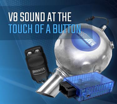 Sound Booster V6/V8 Sound