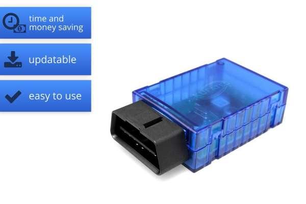 46085 - Codierdongle Facelift LED Rückleuchten für Smart 453
