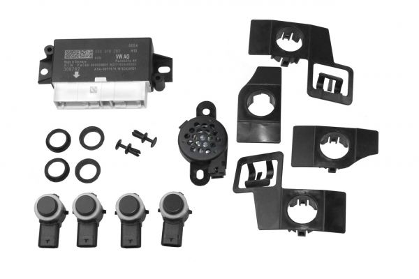 39202 - Komplett-Set VW Park Pilot Heck inkl. OPS für VW Polo 6R
