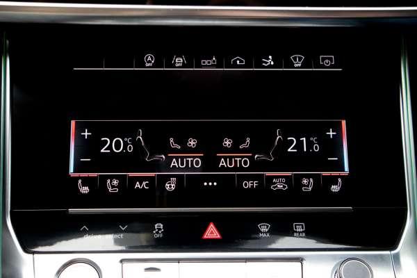 41964 - Komplettset Sitzheizung vorne für Audi A7 4K, Q1A + N4M, N5W Normalsitz (Q1A) Version 1