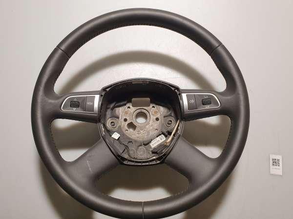 4E0419091CQ W88 Multifunktionslenkrad (Leder) für Audi