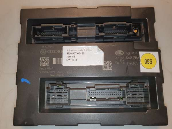 8K0907064D Komfortsteuergerät Bordnetz BCM2 für Audi