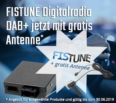 Gratis FISTUNE DAB+ Innenraumantenne