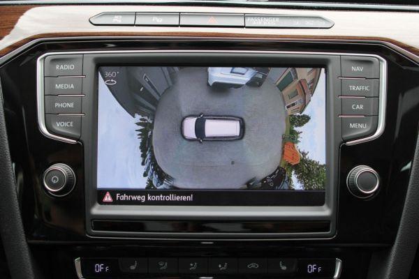 41888 - Komplett-Set Umgebungsansicht Area View für VW Atlas CA1