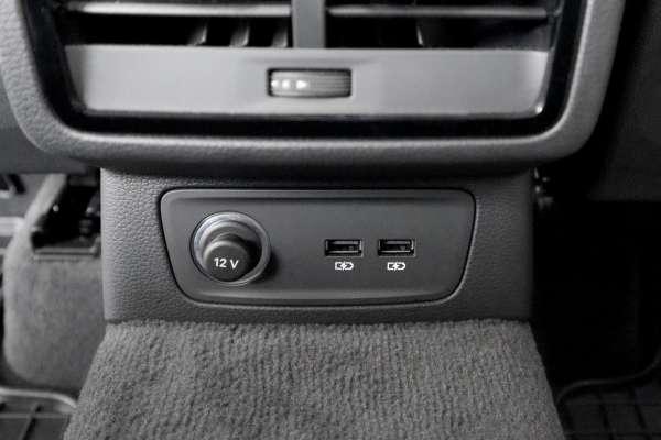 43422 - Komplettset USB Hub für Audi Q3 F3