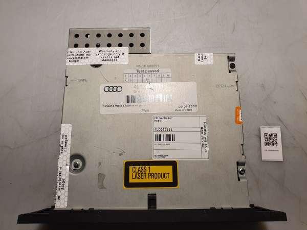4L0035111 CD Wechsler Most für Audi