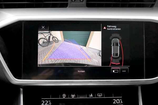 42750 - APS Advance - Rückfahrkamera für Audi A7 4K