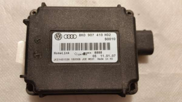 8K0907410 Homelink Steuergerät Für Audi