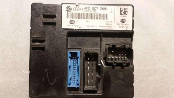 4F0907289L Komfortsteuergerät Bordnetz Steuergerät Für Audi