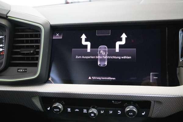 43380 - Komplett-Set Parklenkassistent (PLA) für Audi A1 GB Einparkhilfe nicht vorhanden