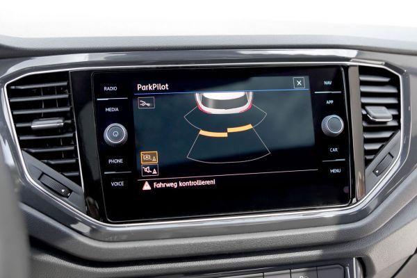 42820 - Komplett-Set Park Pilot Heck inkl. OPS für VW T-Roc A11