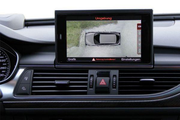 39573 - Umfeldkamera - 4 Kamera System für Audi A8 4H