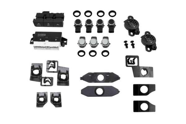 42070 - Komplett-Set APS + plus (optische Anzeige MMI) Front und Heck Seat Ibiza KJ