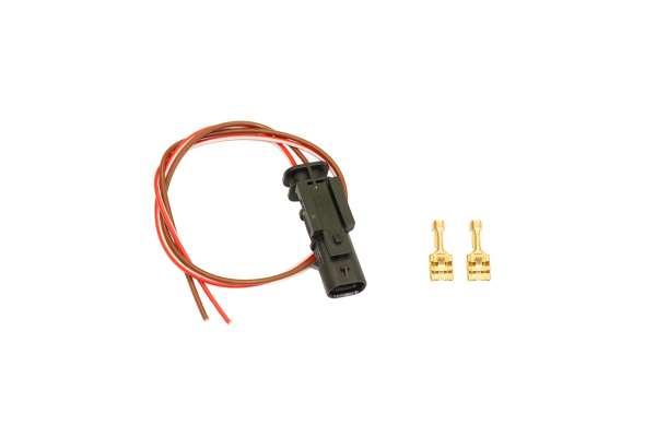 44560 - Steckergehäuse, Kabelsatz + Kontakt, Dichtung für Soundbooster