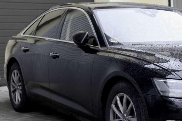 43693 - Komplettset anklappbare Aussenspiegel für Audi A6 4A - L0L - Linkslenker, L0L