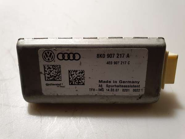8K0907217A Steuergerät Spurhalteassitent mit Kamera für Audi