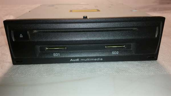 4E0035646A Mainunit MMI 3G Für Audi