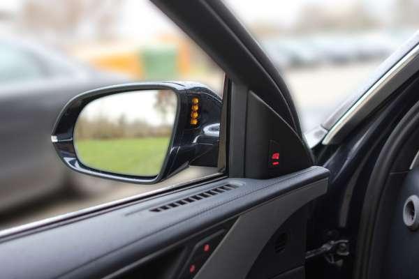 40685 - Spurwechselassistent (Audi side assist) Audi A8 4H - 1