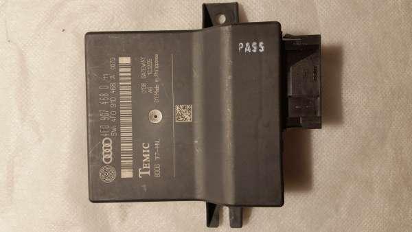 4F0907468D Gateway Steuergerät Für Audi