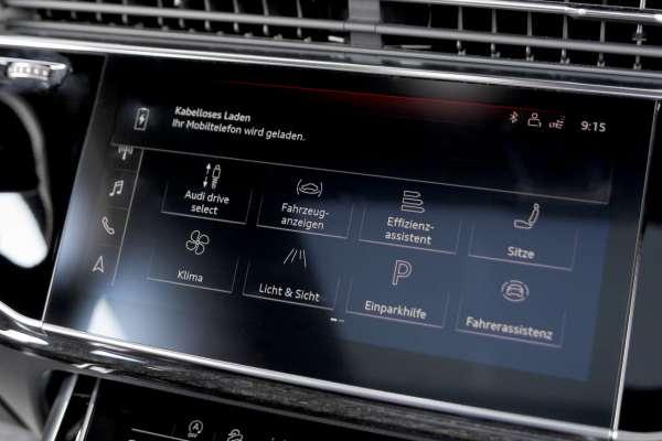 43790 - Komplettset phone box für Audi A6 4A, A7 4K