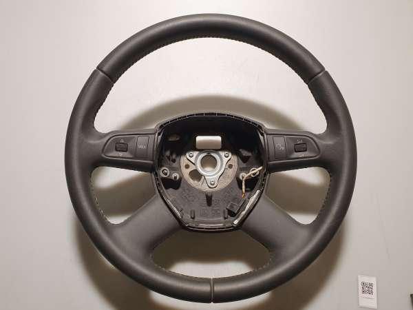 8R0419091B 1KT Multifunktionslenkrad (Leder) für Audi
