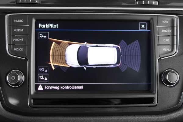 39751 - Komplett-Set Park Pilot Front + Heck für VW Scirocco 138