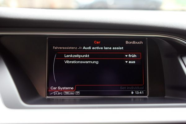 41085 - Active Lane Assist (Spurhalteassistent) für Audi Q5 8R