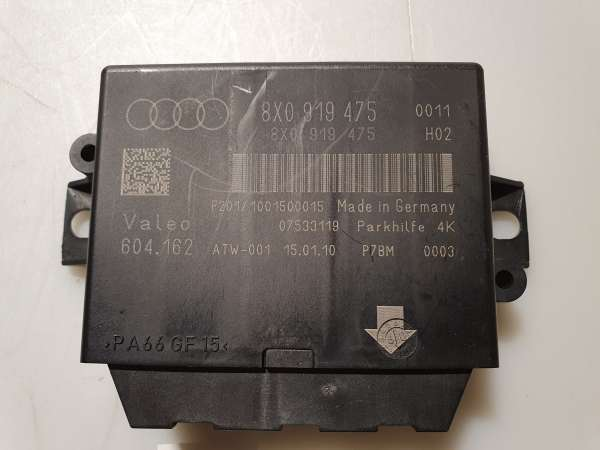 8X0919475 Steuergerät PDC für Audi