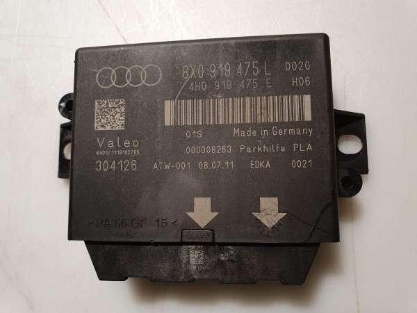 8X0919475L / 4H0919475E Steuergerät PDC für Audi