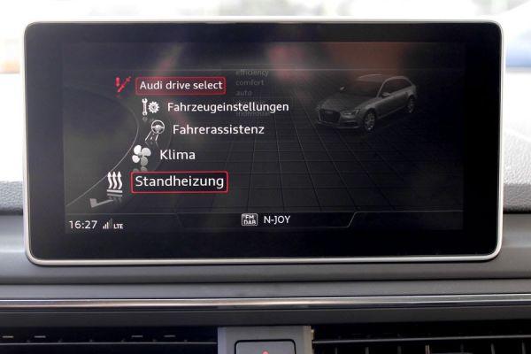 41560 - Nachrüst-Set Standheizung für Audi A4 8W 3.0 TDI, TS8