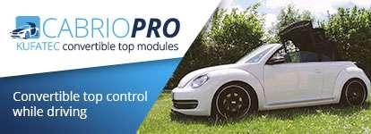 Convertible top module Cabrio Pro