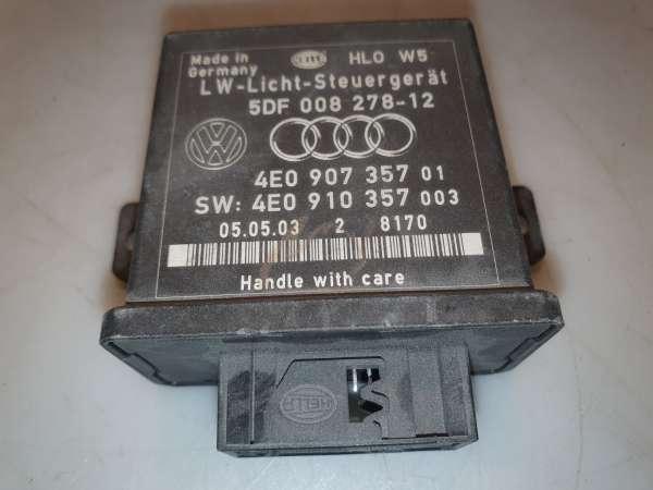 4E0907357 Steuergerät ALWR für Audi