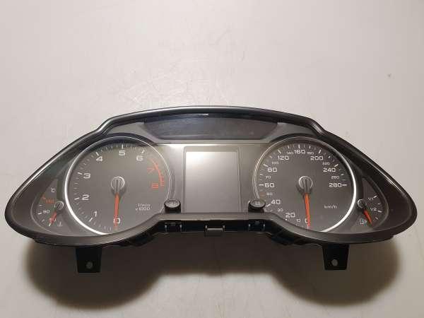 8R0920930Q Kombiinstrument KI Tacho für Audi