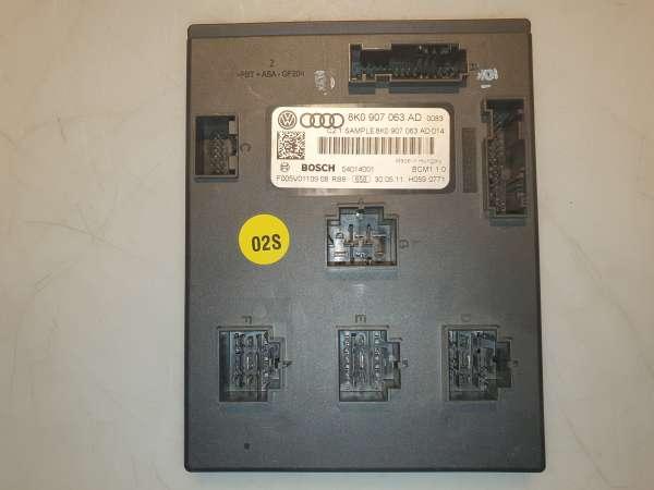 8K0907063AD Bordnetzsteuergerät BCM für Audi
