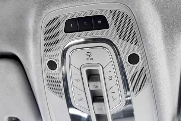 43335 - Komplettset Homelink Garagentoröffnung für Audi A4 8W