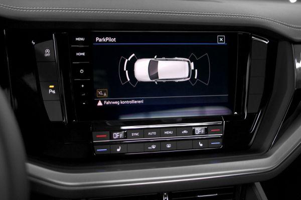 42500 - Komplett-Set Park Pilot Front + Heck für VW Touareg CR