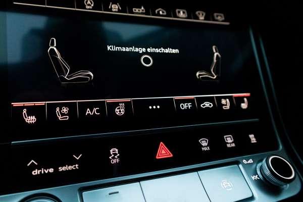 45370 - Komplettset beheizbares Lenkrad für Audi MLB