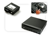 DVD Player USB + Multimedia Adapter LWL mit Steuerung - MMI 3G