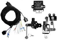 aLWR Komplett-Set für Audi Q5 8R Bi-Xenon / adaptive light - mit Kurvenlicht ASF