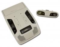 LED Innenraum-Lesebeleuchtung vorn & hinten für Audi