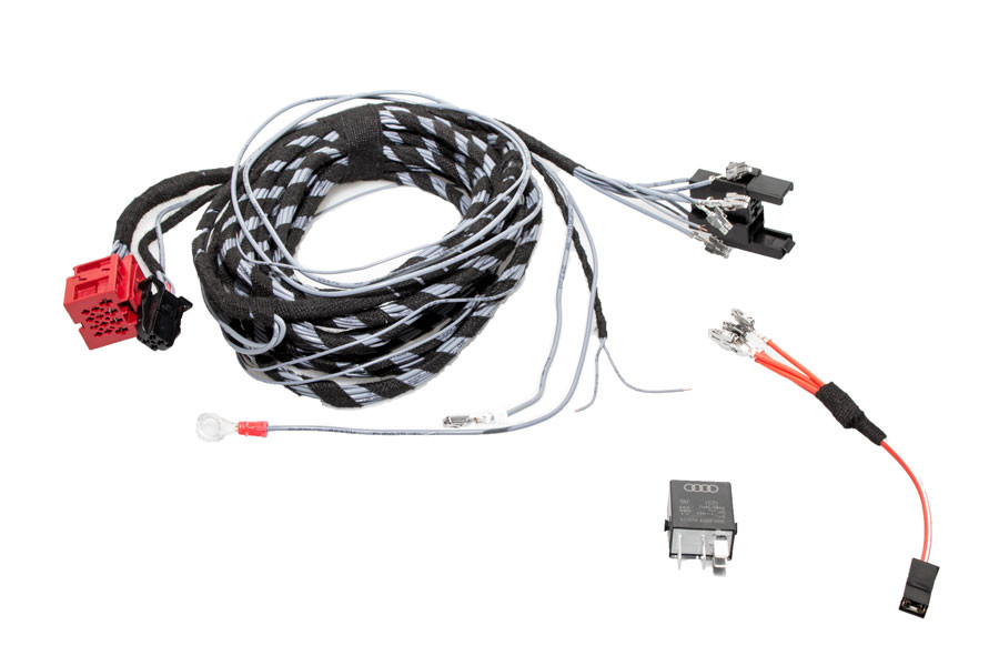 toyota tacoma towing wiring harness diagram
